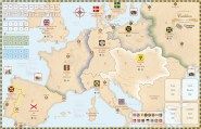 COALITION The Napoleonic Wars, 1805-1815_Map