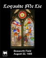 Loyaulte Me Lie Bosworth Field 1485 Cover
