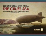 Second Great War at Sea The Cruel Sea Cover
